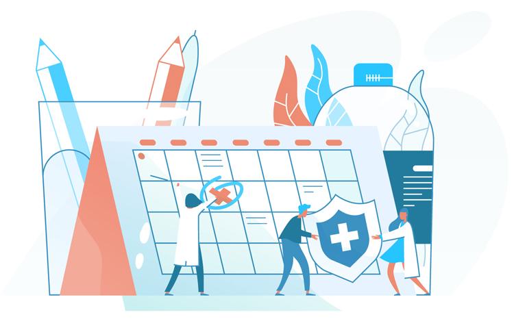 Fortbildungskalender für labormedizinisch relevante Themen.